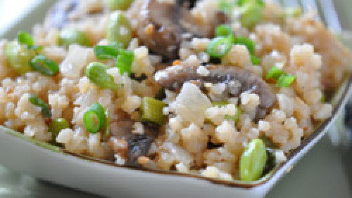 Stir-Fry Rice Recipe
